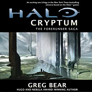 Halo Cryptum the Forerunner Saga Book 1 - Greg Bear