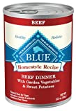 Blue Buffalo Beef Sirloin Canned Dog Food