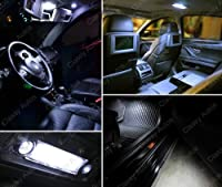 Classy Autos Bmw 5 Series White Led Lights Interior Package Kit E60 M5 12 Pieces by Classy Autos