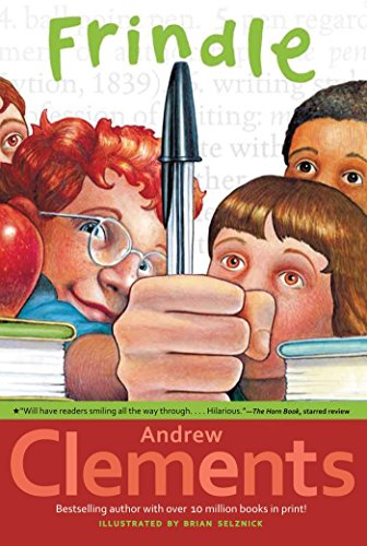 Kids on Fire: Andrew Clements' Popular Chapter Books