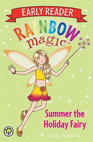 Early Reader Summer the Holiday Fairy (Rainbow Magic)