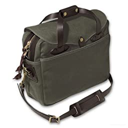 Filson Large Briefcase/Computer Case (One Size, Otter Green)