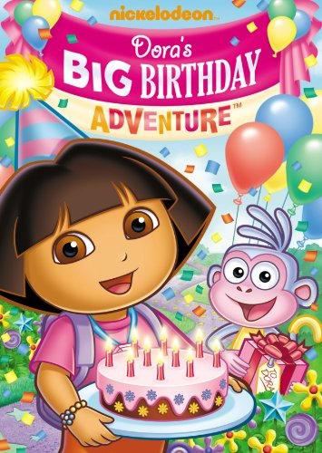 Dora's Big Birthday Adventure