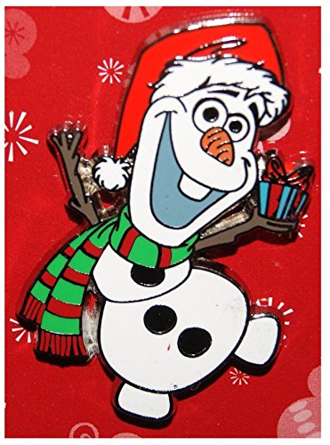 Frozen Olaf Christmas Holiday Trading Pin - Disney Parks Exclusive - 1