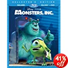 Monsters, Inc. (Blu-ray + DVD) (Sous-titres fran�ais)