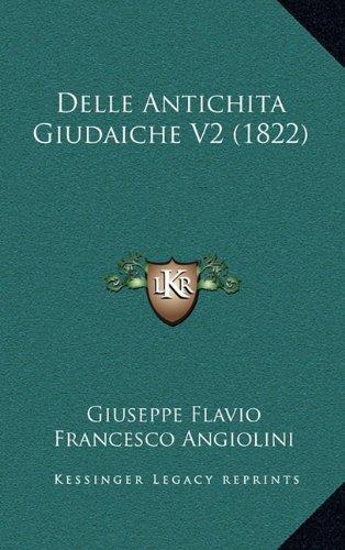Delle Antichita Giudaiche V2 (1822)