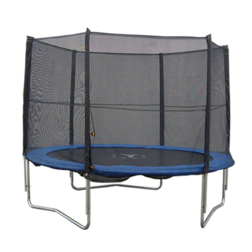Woodworm 10 Foot Trampoline Combo