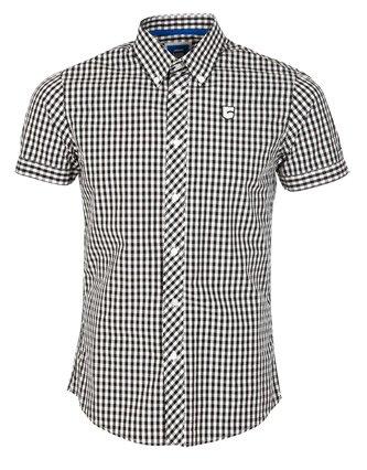 G-Star Quad Shirt - Black - Mens