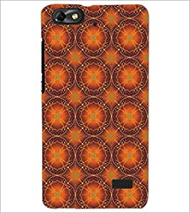 PrintDhaba Pattern D-5473 Back Case Cover for HUAWEI HONOR 4C (Multi-Coloured)