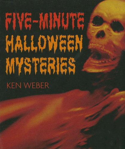 [Five-Minute Halloween Mysteries] (Customs For Halloween Ideas)