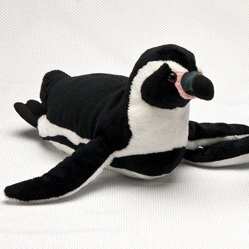 リアルぬいぐるみ フンボルトペンギン Mサイズ
