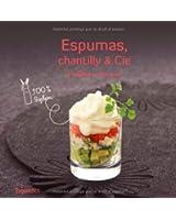 Espumas, chantilly et cie - 100% siphon