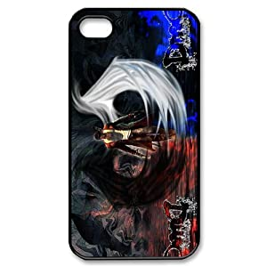 Devil May Cry Iphone 4 4S Case DMC Faceplate Cases Cover Black Sides at abcabcbig store