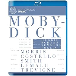 Heggie: Moby Dick (Featuring the San Francisco Opera) [Blu-ray]