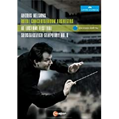 At Lucerne Festival: Shostakovich Symphony No. 8 [DVD] [Import]