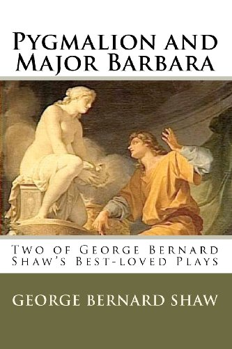 an analysis of the pygmalion a play by george bernard shaw Transcript of feminist criticism in pygmalion: george bernard shaw makes pygmalion an excellent example of feminist criticism in a piece in shaw's play.