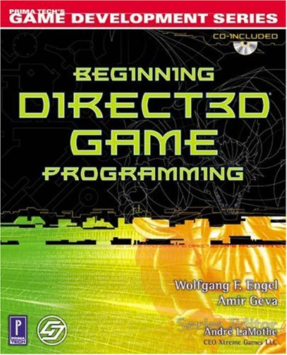 Beginning Direct3D Graphics Programming with CDROM