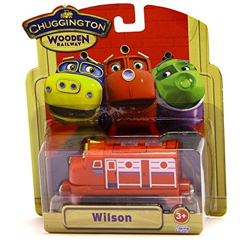 Chuggington Wooden Railway Wilson