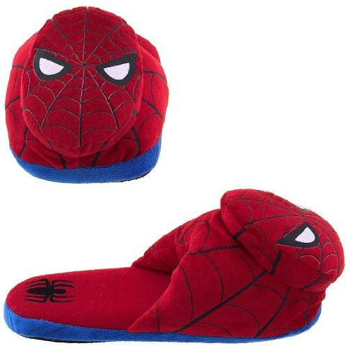 Cheap Spider-man Cartoon Slippers for Men (B009165IEW)