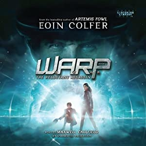 WARP Book 1: The Reluctant Assassin Audiobook