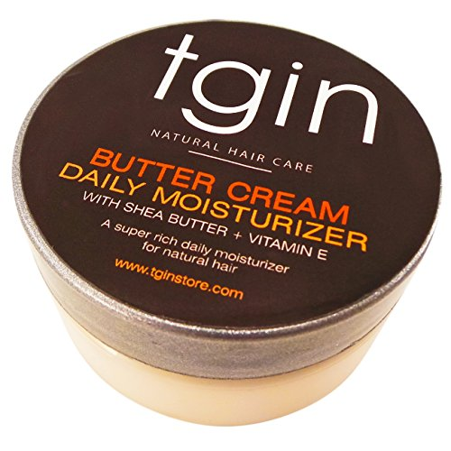 tgin Butter Cream Daily Moisturizer for Natural Hair, 2oz Travel Size (Moisturizers For Natural Hair compare prices)