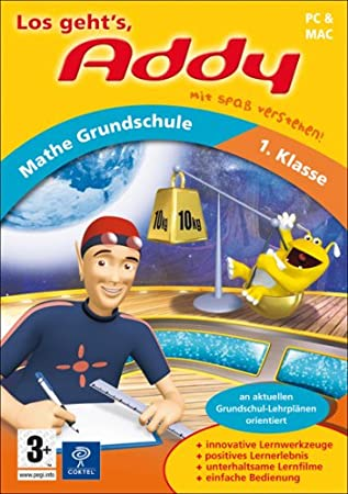 Addy-Mathe Grundschule 1. Klasse - PC