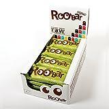 ROO'BAR Hanfprotein & Chia - 16 Stück (16x 50g) -...