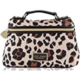 Betsey Johnson Top Handle Cosmetic Case