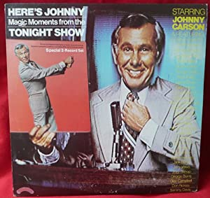 Here's Johnny - Magic Moments From the Tonight Show - 2 LP Set