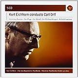 Kurt Eichhorn dirige Carl Orff