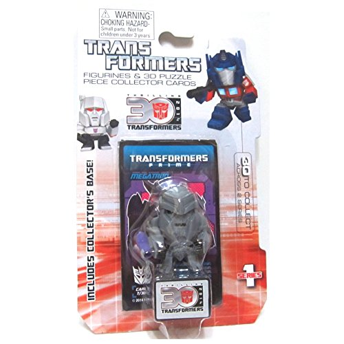 Megatron Transformers Prime 30th Anniversary 1.5 Inch Series 1 Mini Figure - 1