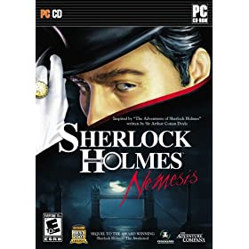 Sherlock Holmes:  Nemesis