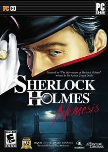 Sherlock Holmes:  Nemesis - PC