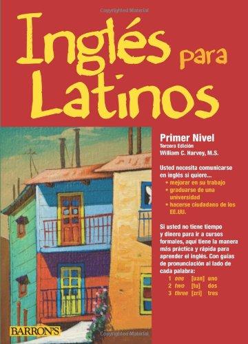 Ingles Para Latinos, Primer Nivel