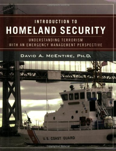 Wiley Pathways Introduction to Homeland Security:...