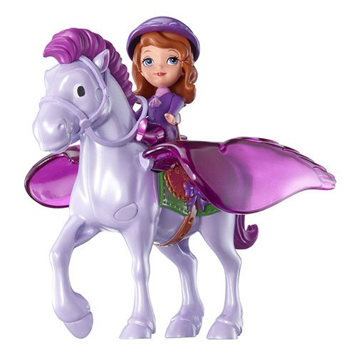 Sofia The First Disney And Minimus Figure Playset