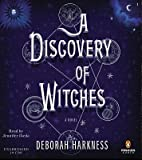img - for A Discovery of Witches[DISCOVERY OF WITCHES 20D][UNABRIDGED][Compact Disc] book / textbook / text book