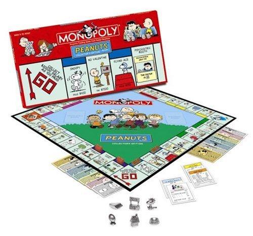 Imagen de Los cacahuetes del juego MONOPOLY