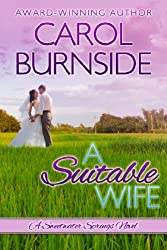A Suitable Wife: A Sweetwater Springs Novel