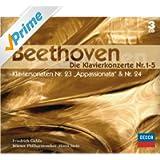 Beethoven: Klavierkonzerte (Set)
