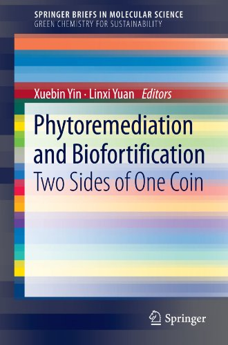 Phytoremediation And Biofortification: Two Sides Of One Coin (Springerbriefs In Molecular Science: Green Chemistry For Sustainability)
