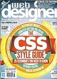 Web Design Magazine (Imagine Publishing Ltd. (The CSS Style Guide))