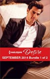 Harlequin Desire September 2014 - Bundle 1 of 2: A Texan in Her Bed\Reunited with the Lassiter Bride\Not the Bosss Baby