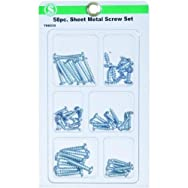 dib GS CC101135 Sheet Metal Screw Set - Smart Savers Pack of 12