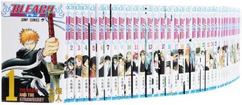 BLEACH-ブリーチ- コミック 1-63巻セット (ジャンプコミックス)