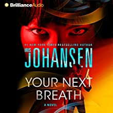 Your Next Breath: Catherine Ling, Book 4 (       ABRIDGED) by Iris Johansen Narrated by Elisabeth Rodgers