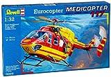 """Revell Modellbausatz 04402 - Eurocopter """"Medicopter 117"""" im Maßstab 1:32"""