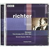 Richter : Sonates pour piano, Moment musical
