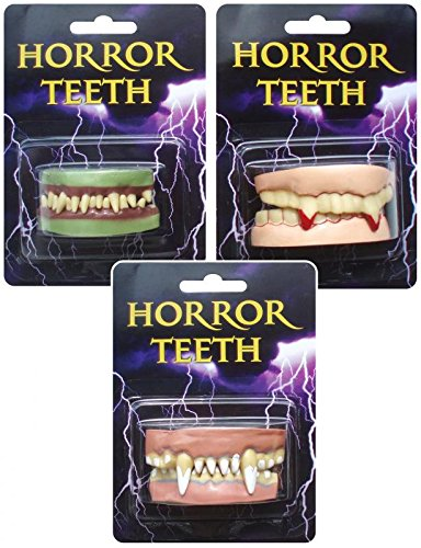 Dracula accessorio denti per uomo e donna