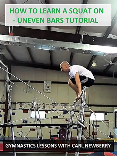 How to Learn a Squat On: Uneven Bars Tutorial